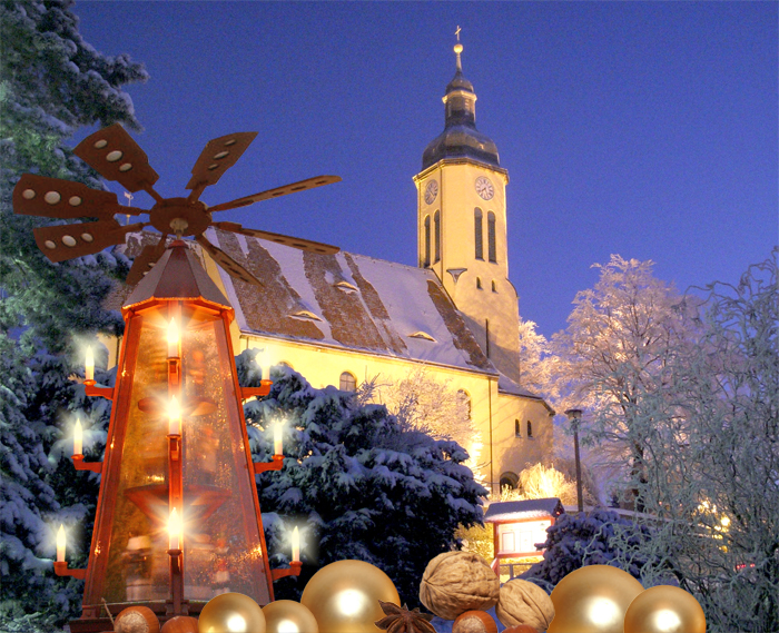 Weihnachtsbaumverkauf Gut Pesterwitz