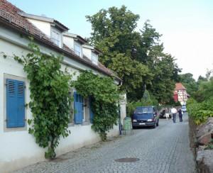 An der Sächsischen Weinstraße