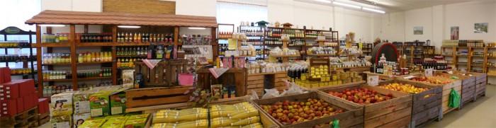 Hofladen Pesterwitz / Marktverkauf mit regionalen Produkten