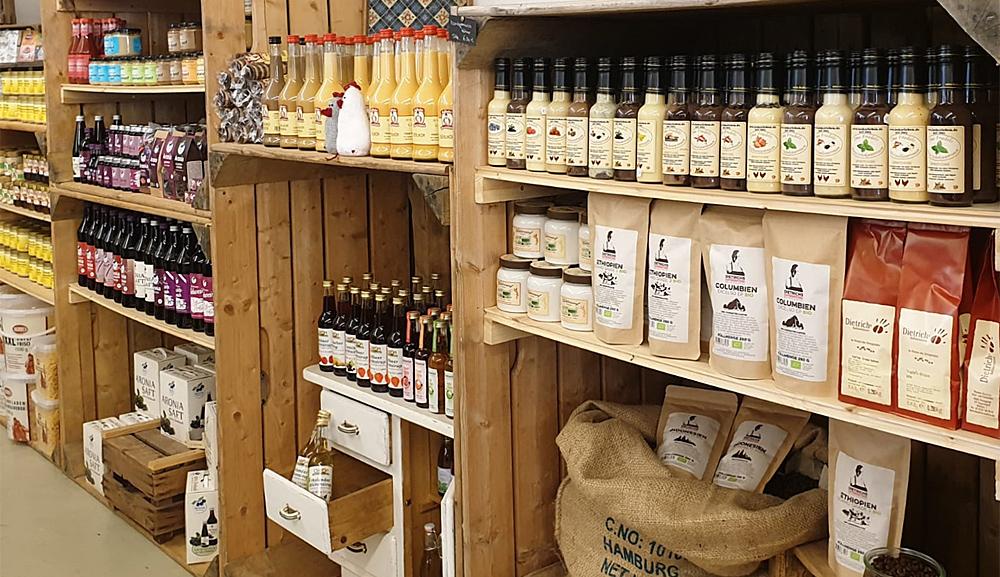 regionale Produkte in Pesterwitz
